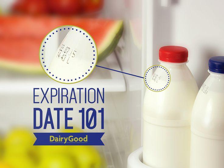 Milk expiration date