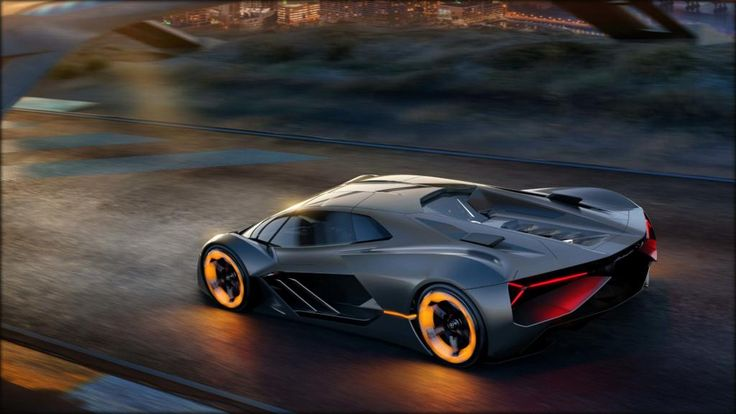 Iphone X Wallpaper 4k Lamborghini Terzo Millennio Ev Supercar 4k 2