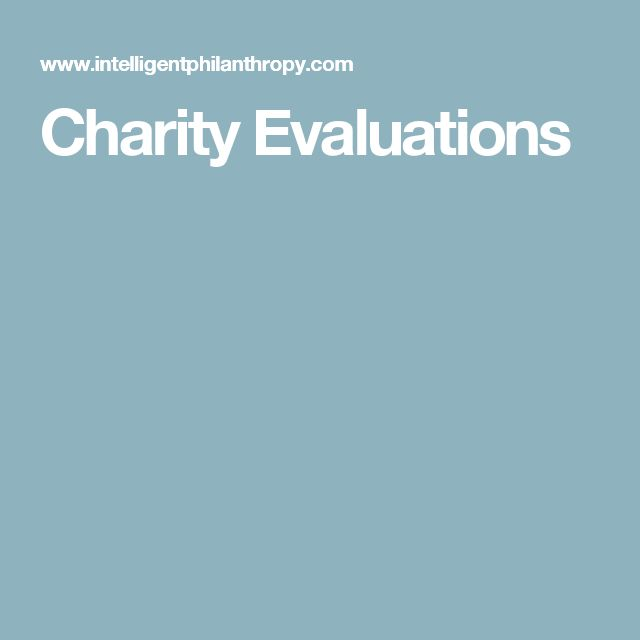 Die besten 25+ Charity evaluation Ideen auf Pinterest - charity evaluation