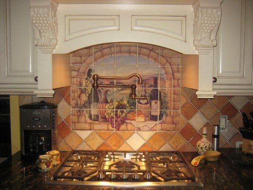 17 Best Ideas About Tuscany Kitchen On Pinterest Tuscan Kitchen Colors Faux Painting Walls