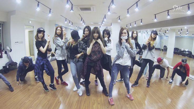 Girls' Generation 소녀시대_'Mr Mr ' Dance Practice ver