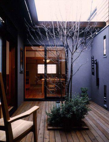 光設計 - 設計事例「中庭のある小さな平屋の住まい」|注文住宅のハウスネットギャラリー