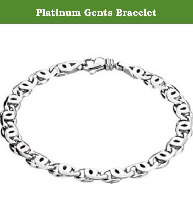 Platinum Gents Bracelet. Platinum Gents Bracelet. Model Number : SLBRC372:60001:P6z. Feature Highlights:- Quality: Platinum, Primary Metal Composition: Platinum, Spectacularly Designed, Flawless Finish, Descriptive Element: 07.00 Mm, Gram Weight: 34.49, Resizable: No. Got questions about this item?. If you wish to know any additional info or have any additional questions regarding this item, please don't hesitate to send us an email. We will answer any questions in a timely manner. Thank...