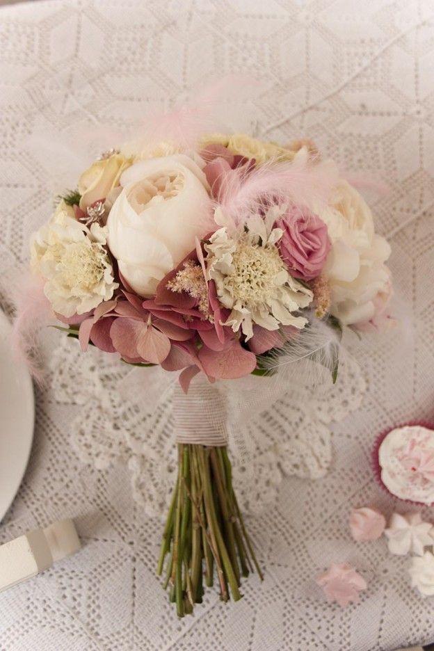 ramo de novia rosmelia blanco - Buscar con Google