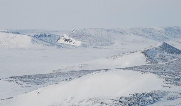 alert nunavut to north pole