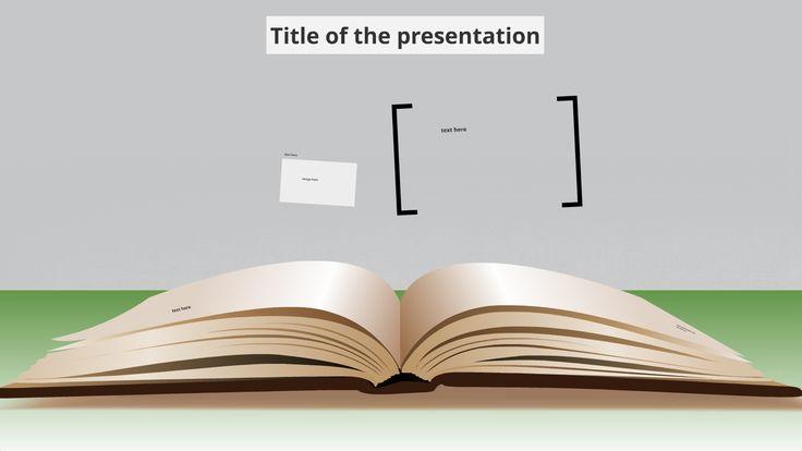 Messy Notes - Prezi Presentation Template