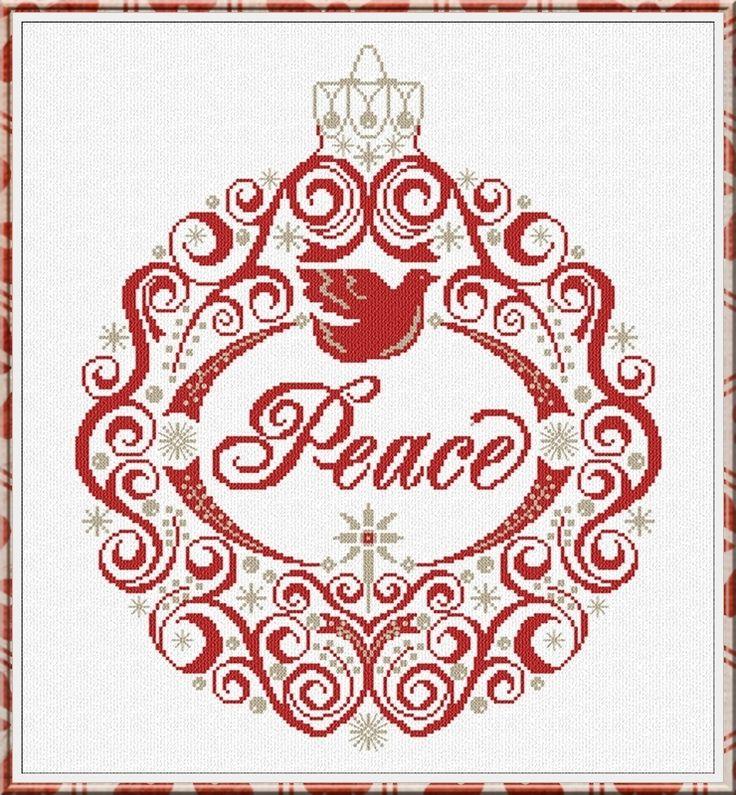 Peace Ornament: AAN