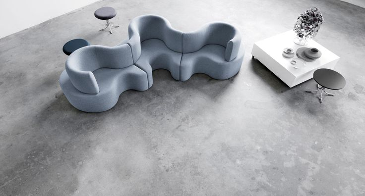 CLOVERLEAF SOFA - 3 UNITS