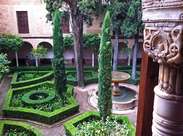 57 best Moorish garden images on Pinterest Spanish garden