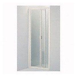 Porte de douche pliante Phoenix 80 cm + anti-calcaire