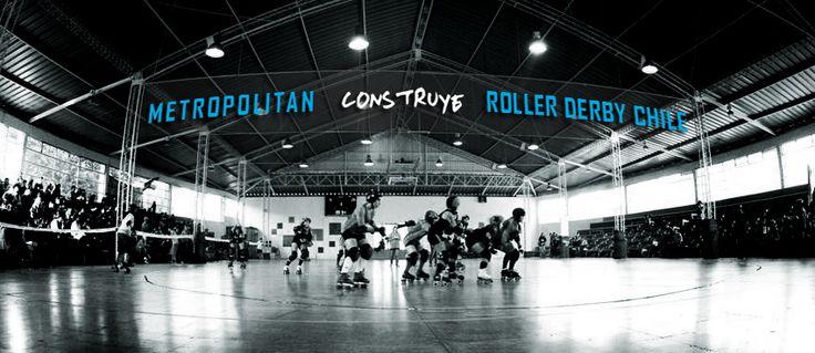 Metropolitan construye Roller Derby Chile