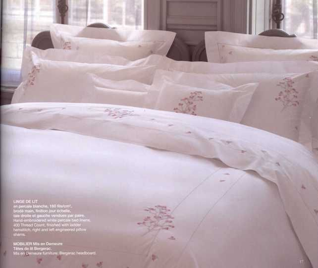 24 best images about couvre lit on pinterest oriental - Kenzo maison pour yves delorme ...