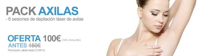 Disfruta de nuestra nueva promoción de depilación láser a un precio inmejorable. ¿A qué esperas? Prepárate antes de que te pille el verano.