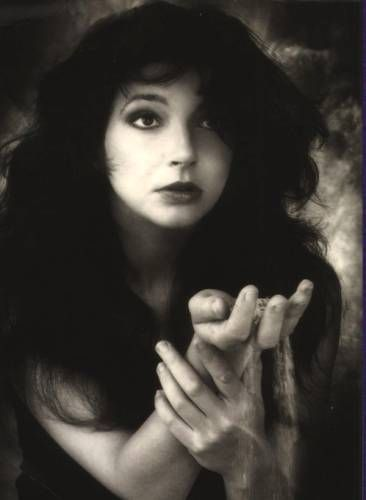 Kate Bush - beautiful, original and down ride bonkers.  50 Words for Snow her 2011 album is a thing of out of this world beauty.