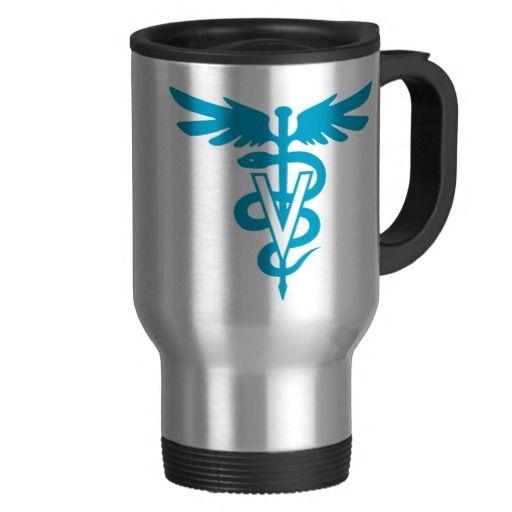 Vet Tech - Veterinary Symbol Mugs  $22.95 per mug
