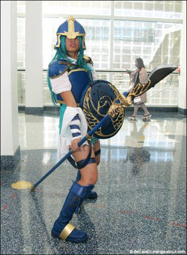 Nephenee from Fire Emblem: Path of Radiance