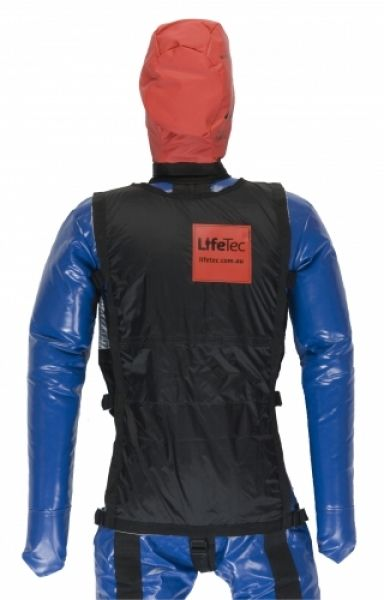 Veste thermique pour mannequins de dégagement