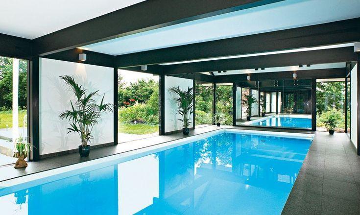 41 Best Inspiration Window Indoor Swimming Pool Design Ideas With Pictures Indoor Swimming Pool Design Luxury Swimming Pools Indoor Pool Design