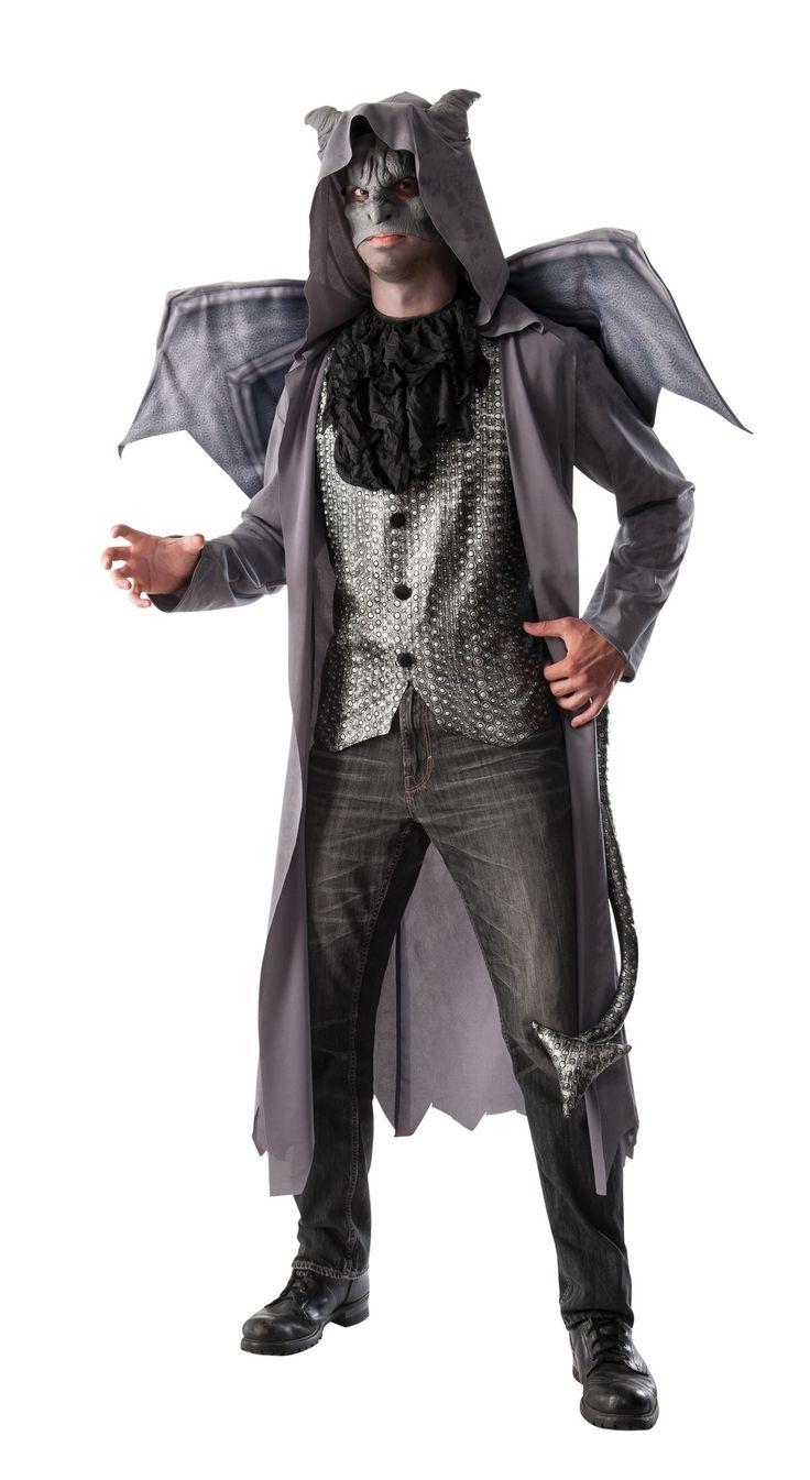 Best 25+ Gargoyle costume ideas on Pinterest | Demon makeup ...