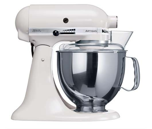 KSM150 White Mixer   Would love, love, love this if anyone wants to drop hints to my husband ....