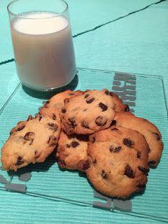 Ben&Jerry´s suklaakeksit / chocoladechip cookies