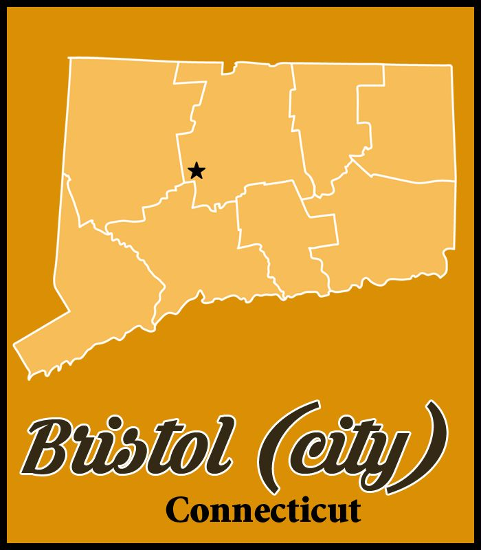Bristol is a suburban city located in Hartford County, Connecticut, United States, 20 miles southwest of Hartford. As of the 2010 census, the population of the city was 60,477. #SEO #WebDesign #Marketing