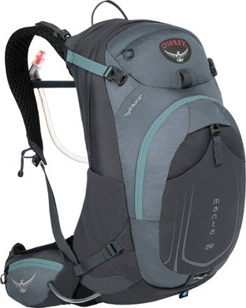 Osprey Manta 28 - There's a larger size but I like the low profile on this one. TRC reviewed.