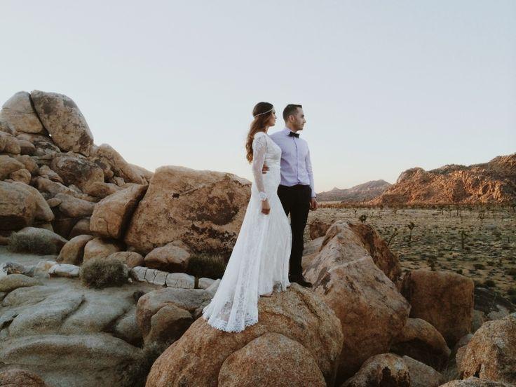 Joshua Tree wedding   VSCO