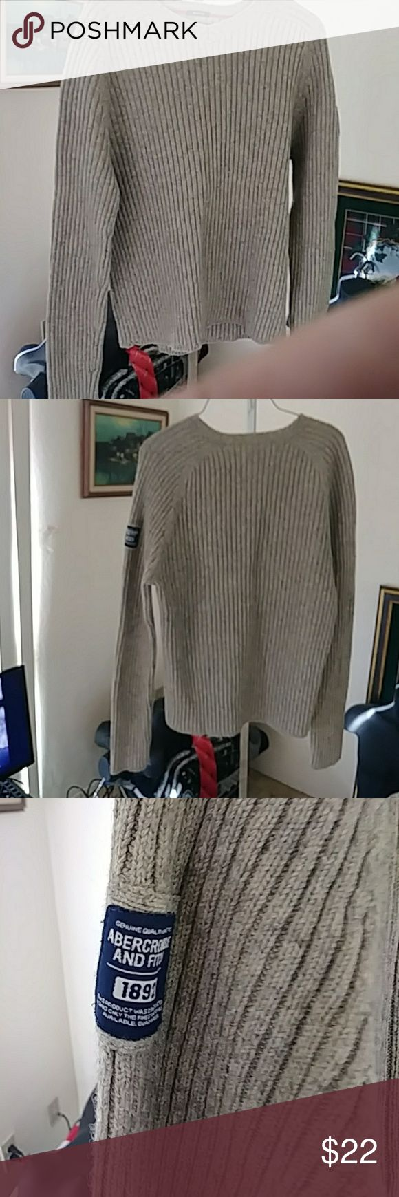 Abercrombie Fitch Muscle Sweater