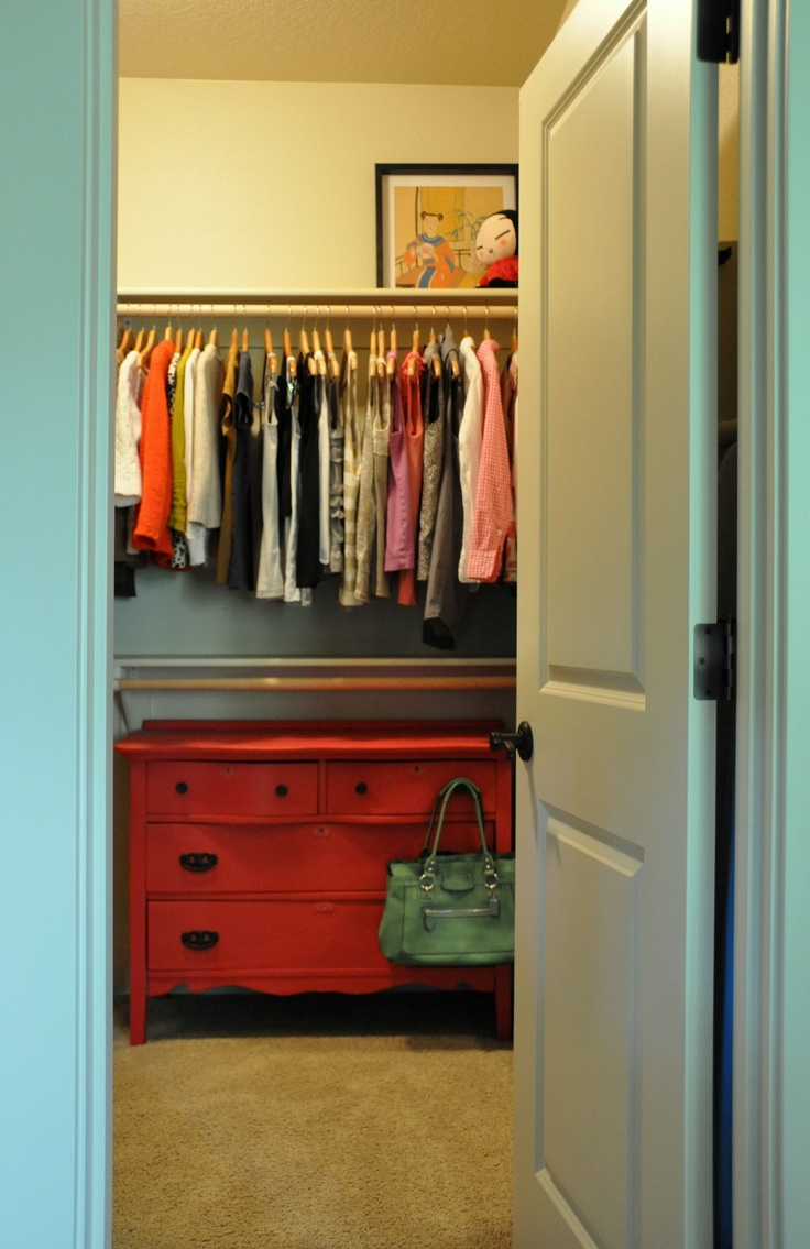 17 best ideas about dresser in closet on pinterest closet dresser built in dresser and. Black Bedroom Furniture Sets. Home Design Ideas