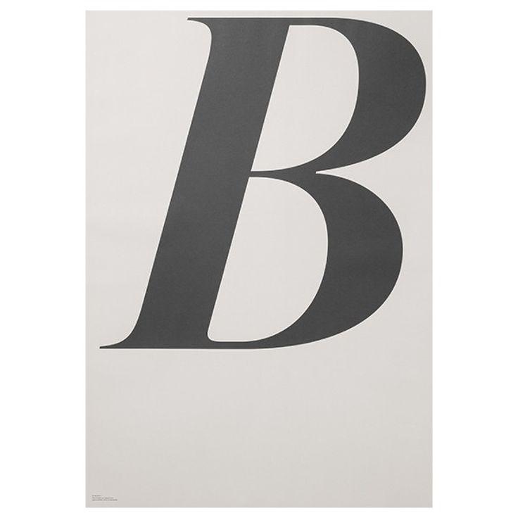 Playtype billede, ABCD - B