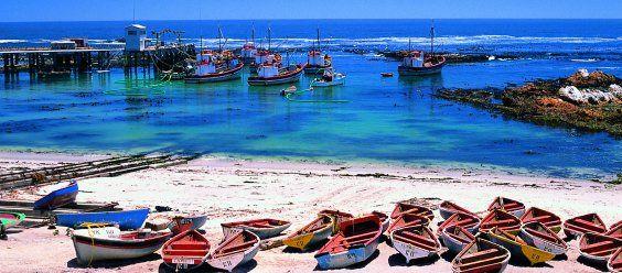 Langebaan, West Coast, South Africa