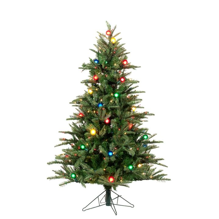 Pre lit tree b q 28 images 2 ft fibre optic pre lit for B q christmas decorations