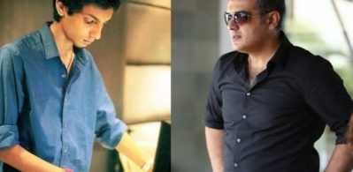 Anirudh Ravichander Talks About Thala Ajith's AK57