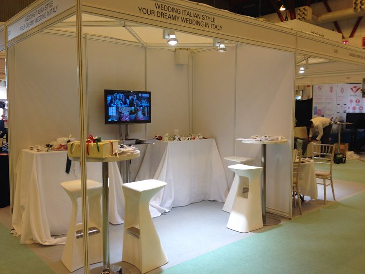 Nationalweddingshow.co.uk and perfectday.it at National wedding show London