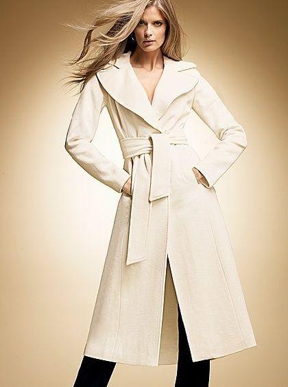Пошив женских пальто