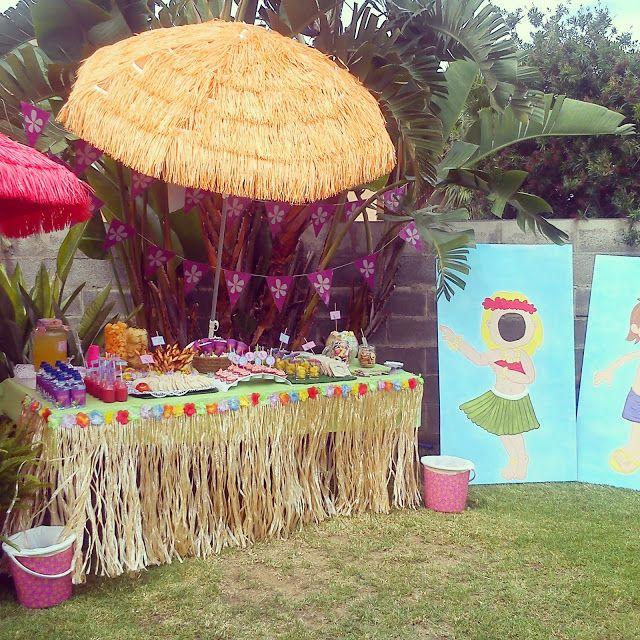 WEDDING PLANNER & EVENTS: FIESTA HAWAIANA