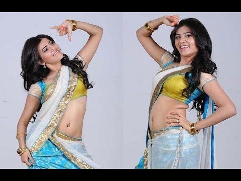 Samantha Ruth Prabhu in low waist saree - LEAKED PHOTOS.