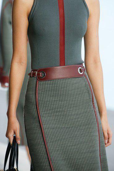 Hermès Spring 2019 Prêt-à-porter-Modenschau-Details: Siehe Detailfotos für H…