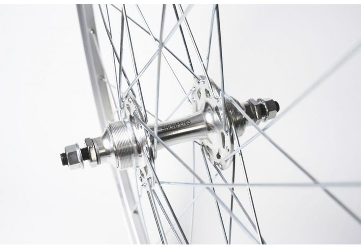 Single speed wheelset - 130mm OLD rear, plus front.