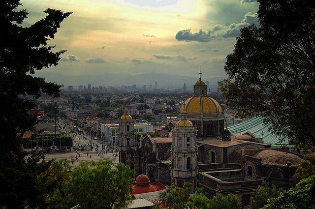La Villa de Guadalupe, Mexico   Flickr - Photo Sharing!