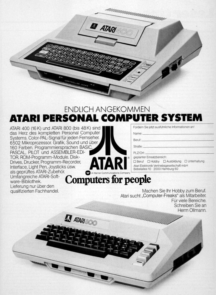 computing history a personal perspective The history of the personal computer as a mass-market consumer electronic  device began with  were so similar that the two are largely software- compatible therefore, the datapoint 2200, from a practical perspective,  functioned as if it were.
