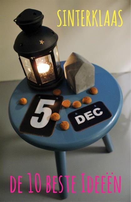 Sinterklaas idee�n | budget | knutselen | recepten | raamtekening | www.helderenklaar.nl | professional organizing | hulp bij opruimen |time management | voor werkende moeders