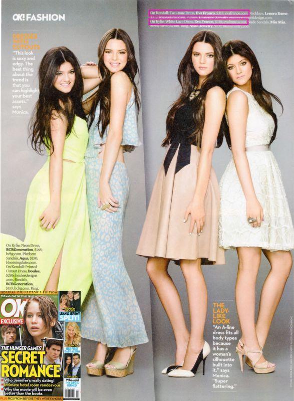Kendall Jenner 2012 Model
