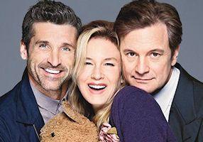 Renée Zellweger is Unexpectedly Expecting in the New trailer for BRIDGET JONES'S BABY