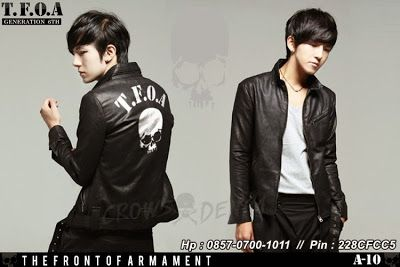 Crows Explode Fashion: The Front Of Armament 6th Generation