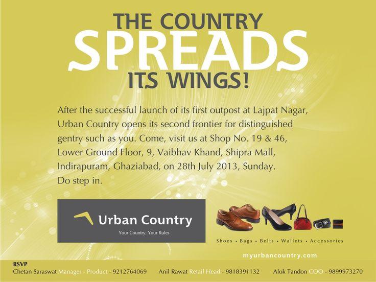 Urban Country @ Shipra Mall, Ghaziabad