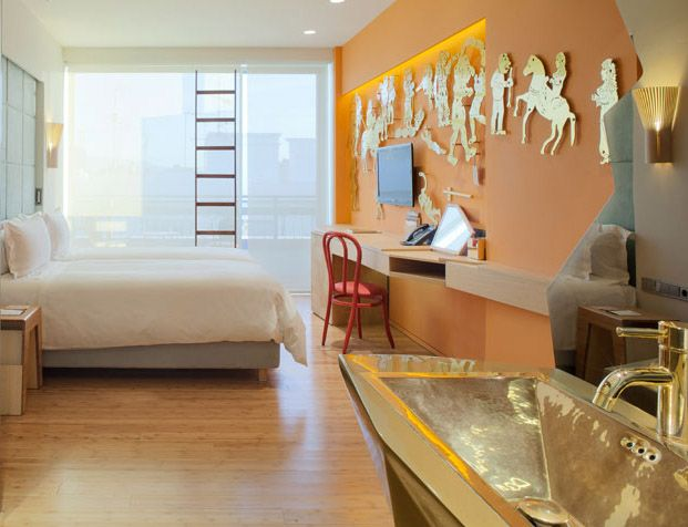 Designed to provoke your taste and senses, the New Hotel in Athens www.mediteranique.com/hotels-greece/athens/new-hotel/