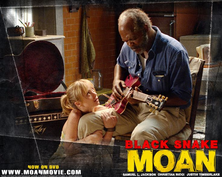 Watch Streaming HD Black Snake Moan, starring Christina Ricci, Samuel L. Jackson, Justin Timberlake, S. Epatha Merkerson. A God-fearing bluesman takes to a wild young woman who, as a victim of childhood sexual abuse, looks everywhere for love, never quite finding it. #Drama http://play.theatrr.com/play.php?movie=0462200