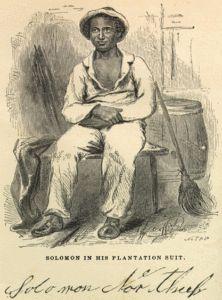 "Solomon Northup: ""Twelve Years a Slave"""